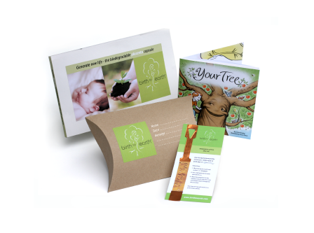 Birth to Earth Placenta Planting Pack