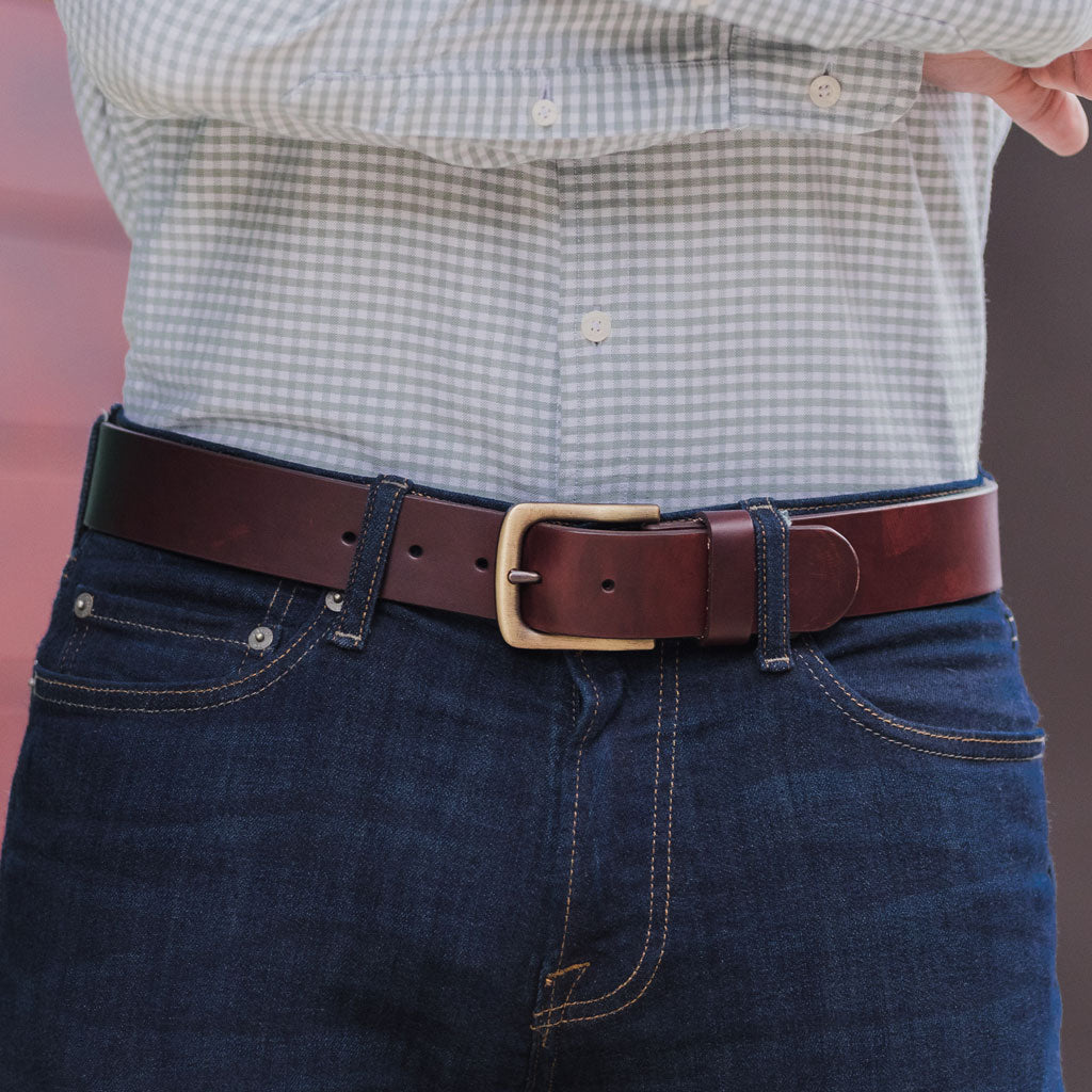 Rugged Belt | Brown