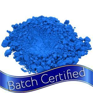 FD&C Blue 1 Batch Certified