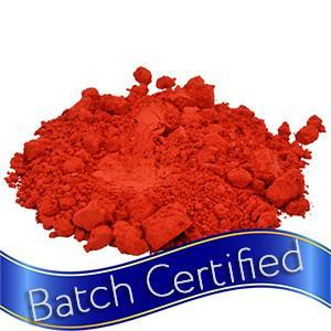 FD&C Red 40 Batch Certified