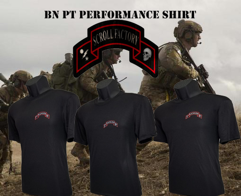 BN Scroll PT Performance Shirt