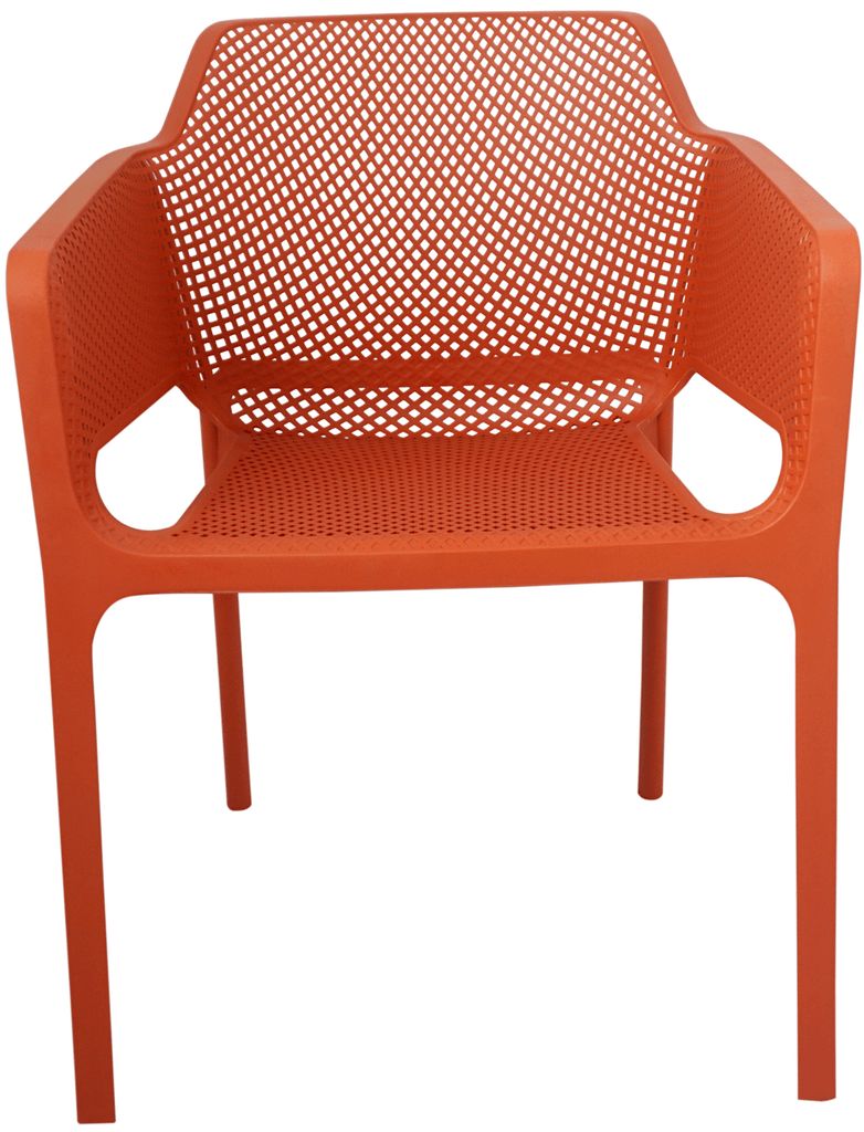 elevenpast Orange Breeze Armchair
