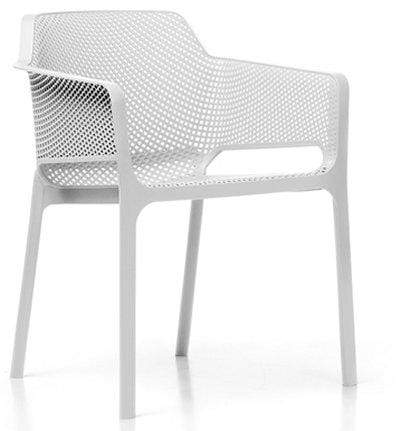 elevenpast White Breeze Armchair