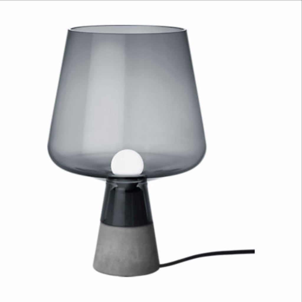 Leimu table lamp by Iittala grey