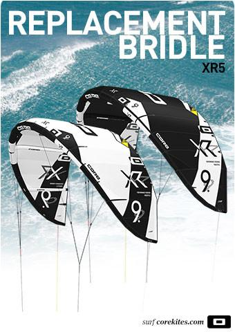 Replacement bridle line set for CORE XR5