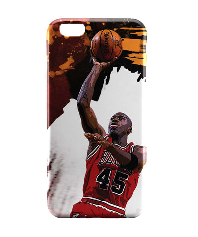 iPhone 6 Case & iPhone 6S Case | Michael Jordan Living the Dream iPhone 6 | iPhone 6S Case Online India | PosterGuy