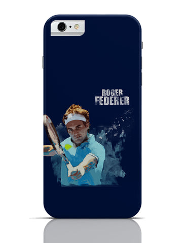 iPhone 6 Covers & Cases | Roger Federer Art Splash iPhone 6 Case Online India