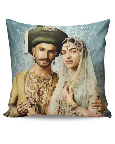 PosterGuy | Bajirao Mastani Cushion Cover Online India