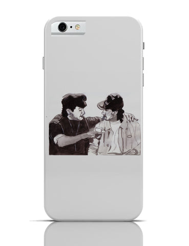 iPhone 6 Covers & Cases | Aamir Khan And Salman Khan Andaz Apna Apna Painting iPhone 6 Case Online India