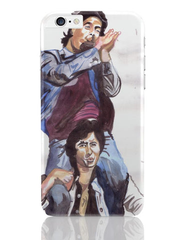 Amitabh Bachchan Dharmendra iPhone 6 Plus / 6S Plus Covers Cases Online India