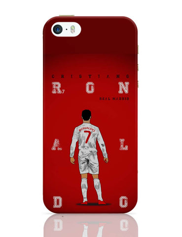 iPhone 5 / 5S Cases & Covers | Cristiano Ronaldo iPhone 5 / 5S Case Online India