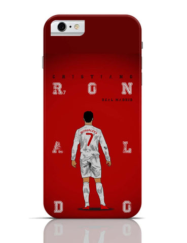 iPhone 6 Covers & Cases | Cristiano Ronaldo iPhone 6 Case Online India
