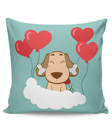 PosterGuy | Dog Cushion Cover Online India