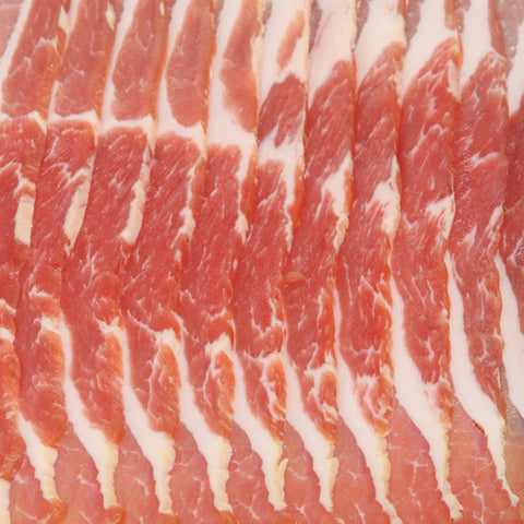 Dry Cured Streaky Bacon