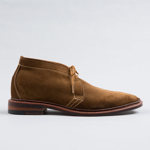 UNLINED CHUKKA SNUFF SUEDE 1493