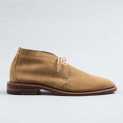 UNLINED CHUKKA TAN SUEDE 1494