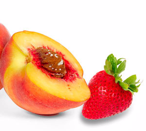 100mL Strawberry Peach White Balsamic