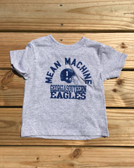 Georgia Southern Eagles Mean Machine Gray Kids Shirt