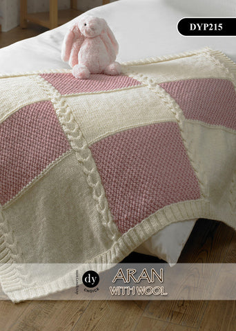 DY Choice Aran With Wool Pattern DYP215