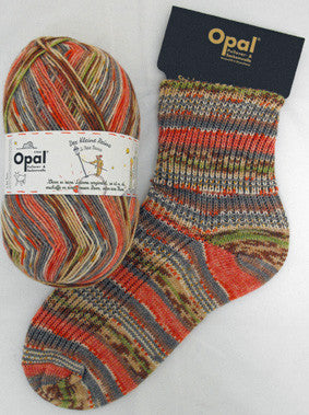Opal Sock  & Sweater Yarn Little Prinz