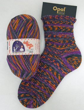 Opal Sock & Sweater Yarn Love Story