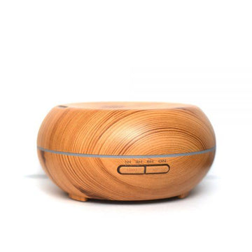 wood aromatherapy room diffuser
