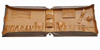 i Capelli Pro -The Carryall - Caramel & Brown