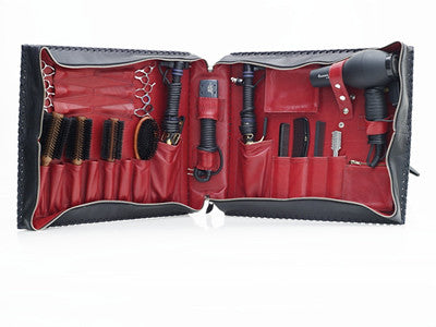 i Capelli Pro -The Carryall - Red & Black