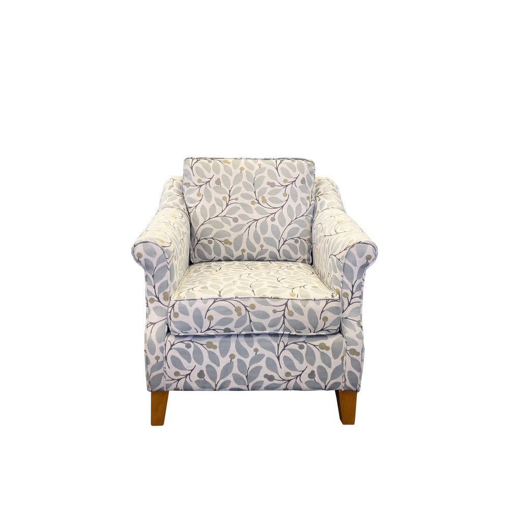 Esteme Chair - Fabric - Gosford Seafoam