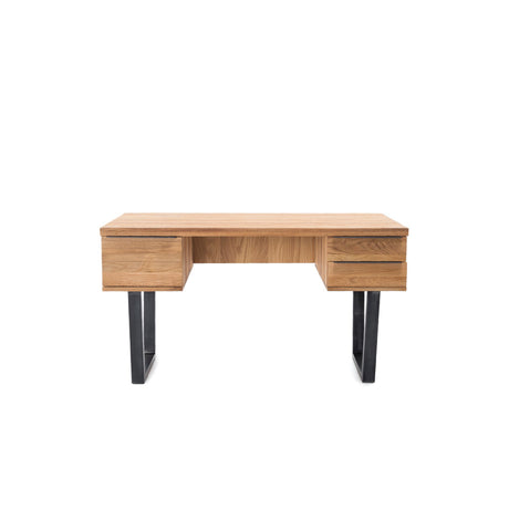 Calia Nest of Side Tables - Oak