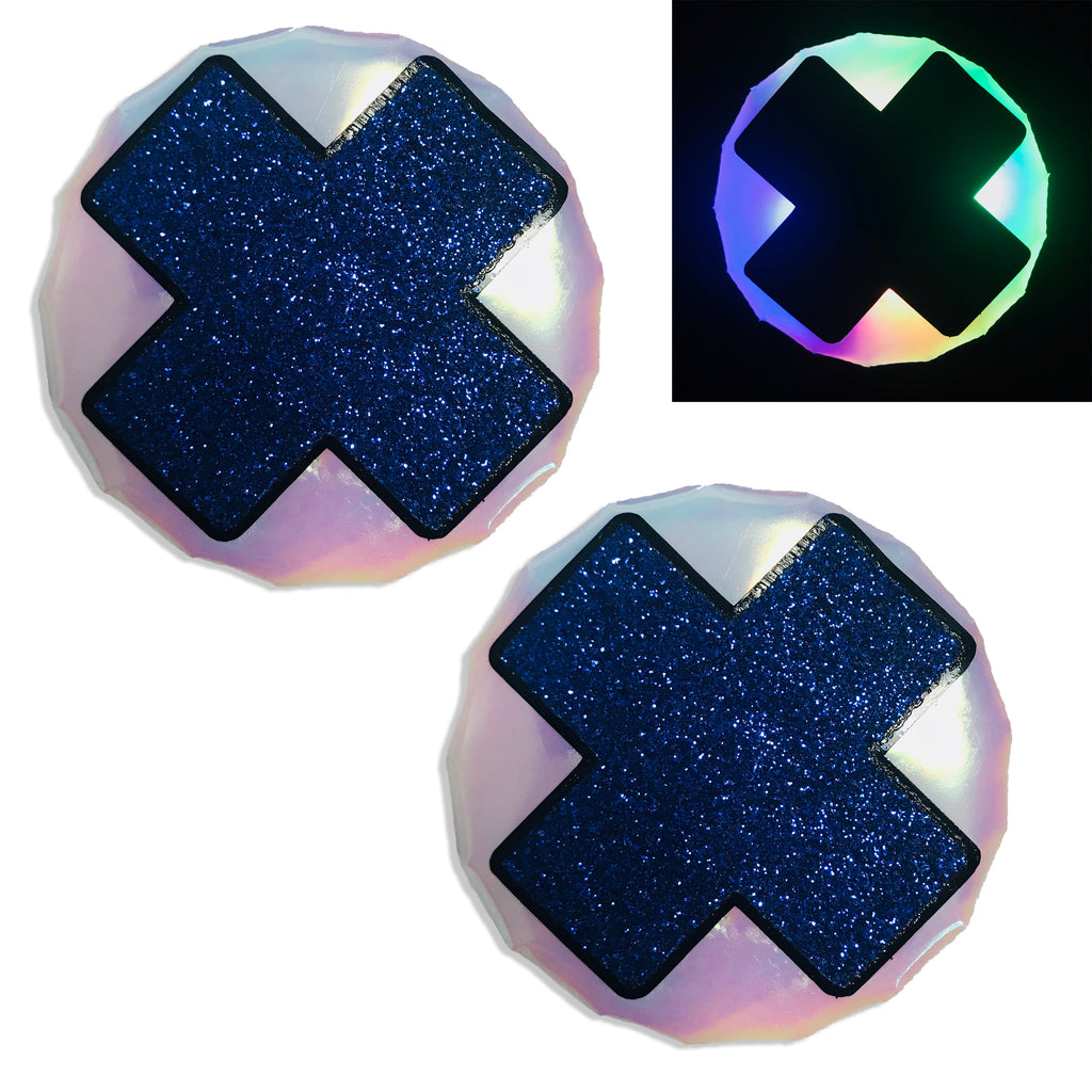X light up nipple covers by Sasswear