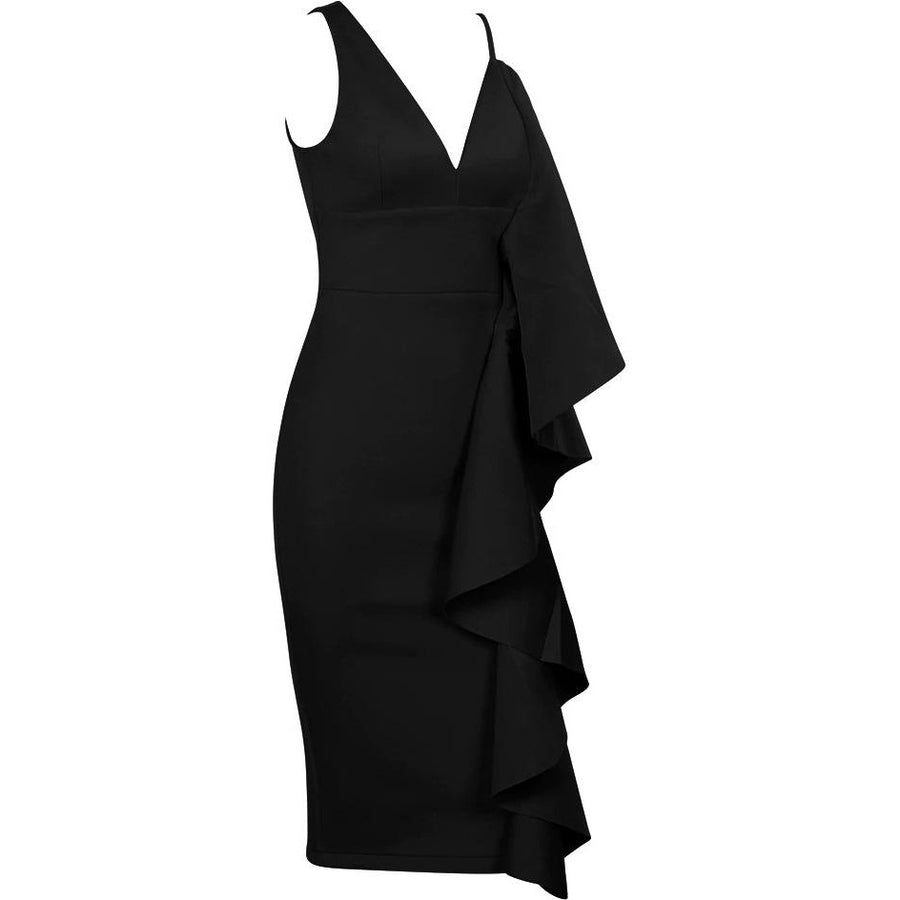 Elesina Dress Black