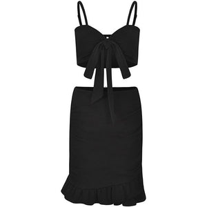 Felici Two Piece Black