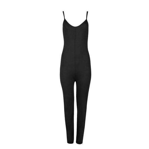 Fifi Lounge Jumpsuit Black