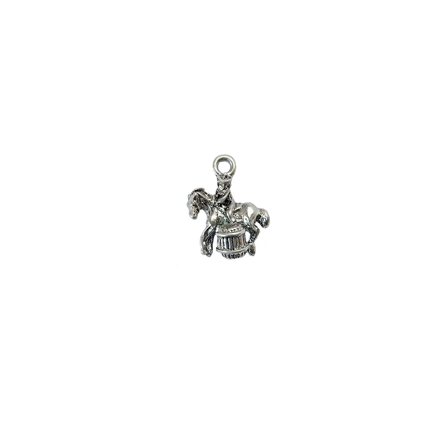Barrel Racing Charm