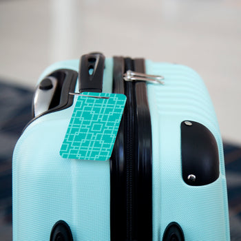 Luggage Tag - Copacabana
