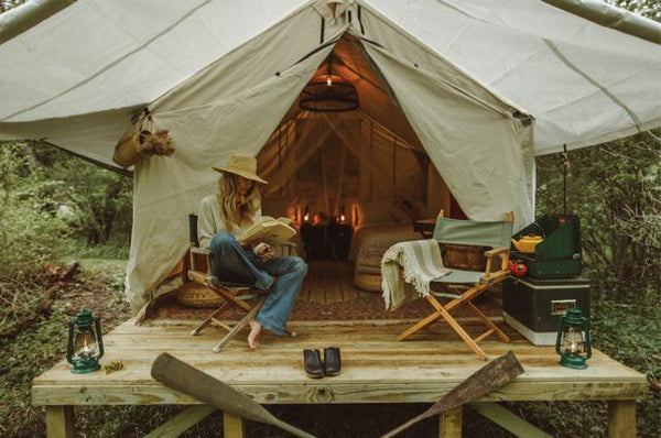 Wilderness Luxury Tent - FREE SHIPPING - Luxury Tents For Sale