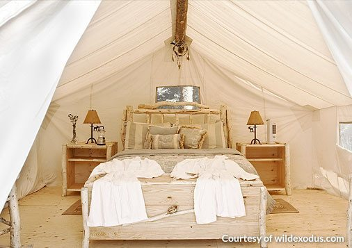 Special - Luxury Tent