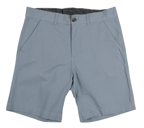 Stretch Baby Canvas Short<br>Citadel Blue