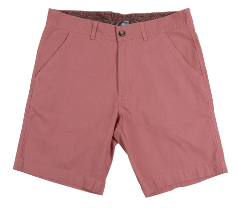 Stretch Baby Canvas Short<br>CHS Brick