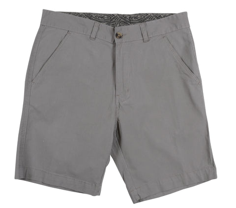 Stretch Baby Canvas Short<br>Grey