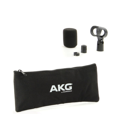 Condenser Microphones - AKG C1000 S MKIV Small Diaphragm Condenser Microphone