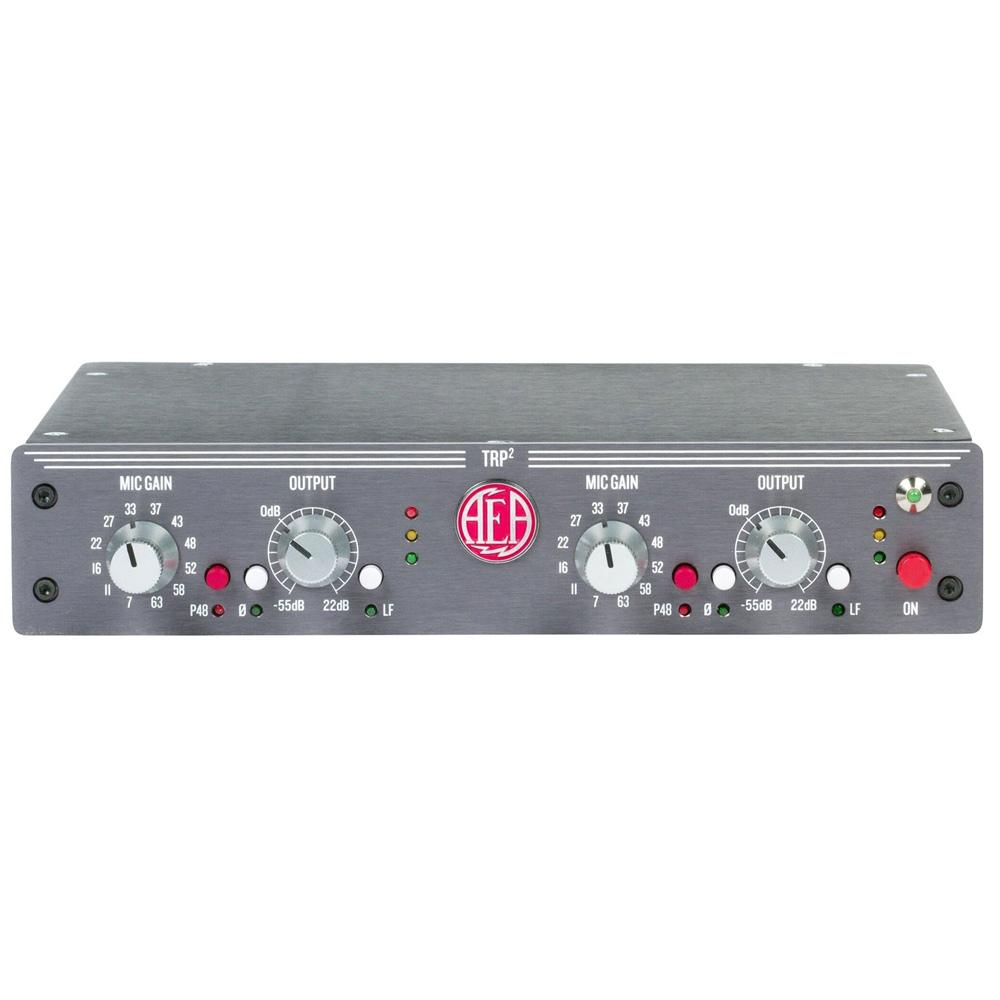 AEA TRP2 2-Channel Ribbon Preamp