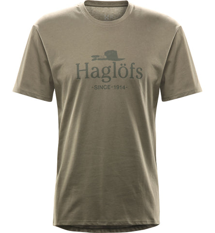 Haglofs Mens Camp Tee Green