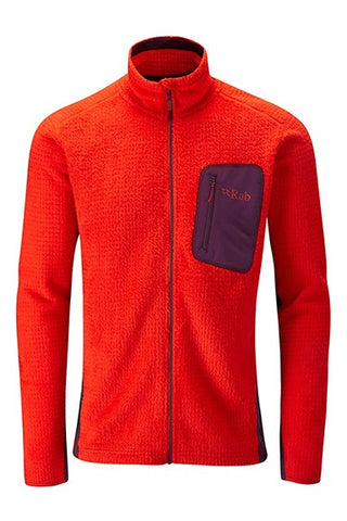 Rab Men's Alpha Flash Jacket Horizon