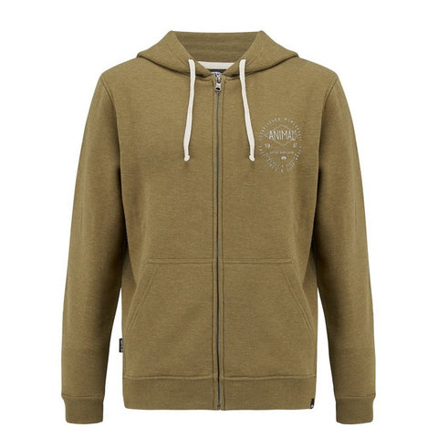 Animal Men's Shiver Zip Hoodie