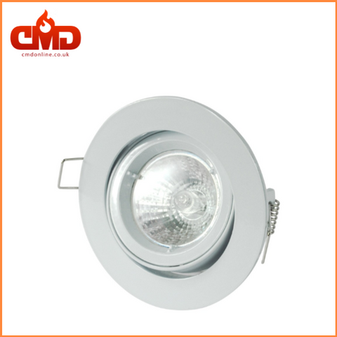 GU10 Downlights - Die Cast - Tilt - IP20 - CMD Online