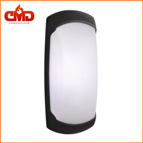 Outdoor Wall Light - Fumagalli Francy Open / Opal LED Bulkhead for Indoor and Outdoor use. - CMD Online