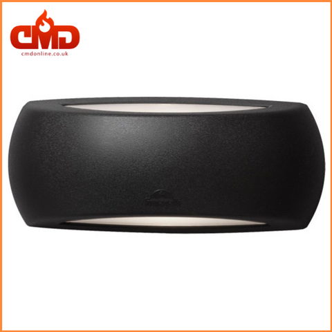 Outdoor Wall Light - Fumagalli Francy Up & Down LED Bulkhead for Indoor and Outdoor use. - CMD Online