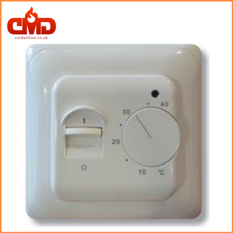 Underfloor Heating Manual Thermostat - UltraWarm - CMD Online